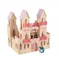 Casuta pentru papusi Princess Castle Kidkraft,
