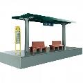 Platforma de asteptare Station Marklin,