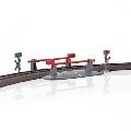 Trecere la nivel cu calea ferata cu bariere My World Marklin,