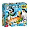 Misiunea Zoo cu 2 jucatori Pinguinii din Madagascar Cobi,