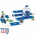 Garaj pentru politie 3D Kid Cars 3,8 m Wader,
