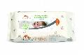 Servetele ecologice biodegradabile pentru bebelusi 72 buc Mommy Care,