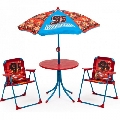 Set camping 4 piese Disney Delta Children, Cars