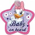Semn de avertizare Baby on Board Disney Eurasia, Daisy