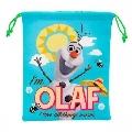 Sac de umar mic Disney, Frozen Olaf