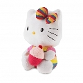 Jucarie Hello Kitty Cupcake Record and Play 30cm Mookie,