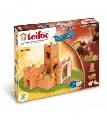 Set de constructie din caramizi Castel mic Teifoc,