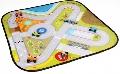 Circuit auto cu accesorii House of Toys,
