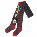 Ciorapi cu chilot gri Mickey 6703 Disney, 27-30