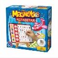 Joc Magnetic Alfabetar cu tabla D-Toys,