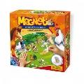Joc Magnetic Sa contruim Scene - Animale Domestice D-Toys,