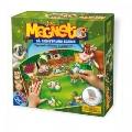 Joc Magnetic Sa contruim Scene - Animale Domestice si Salbatice D-Toys,