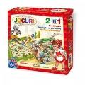 Joc 2 in 1 Scufita Rosie + Pinocchio D-Toys,