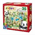 Colectie 35 jocuri cu Animale D-Toys,
