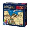 Colectie 50 jocuri Clasice D-Toys,