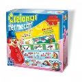 Joc educativ Creionul Fermecat - Puzzle 24 piese 1 D-Toys,