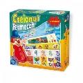 Joc educativ Creionul Fermecat - Puzzle 24 piese 2 D-Toys,