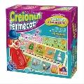 Joc educativ Creionul Fermecat - Alfabetul si Numerele D-Toys,