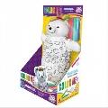 Ursulet de colorat lavabil D-Toys,