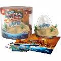 Set Acvariu Jurassic Time Travel EGGspedition World Alive Aqua Dragons,