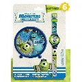 Set cadou ceas Monsters University Disney,