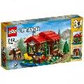 Casuta de pe malul lacului 31048 LEGO Creator,