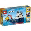 Nava de explorare oceanica 31045 LEGO Creator,