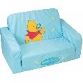 Canapea extensibila din burete Disney Fun House, Winnie the Pooh