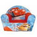 Fotoliu din burete Disney Fun House, Cars