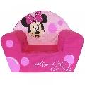 Fotoliu din burete Disney Fun House, Fotoliu din burete Minnie