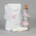 Set preot Fluturas roz Nikos Collection,