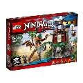 Insula Tiger Widow 70604 LEGO NinjaGo,