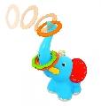 Jucarie interactiva Playful Elephant Toss Kiddieland,
