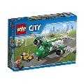 Avion de marfa pe aeroport 60101 LEGO City,