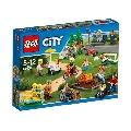 Distractie in parc - Oamenii orasului 60134 LEGO City,