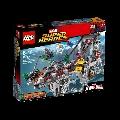 Omul Paianjen: Lupta suprema de pe pod a razboinicilor Web 76057 LEGO Super Heroes,