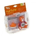 Kit esential pentru ingrijire Nurture Vital Baby, Portocaliu