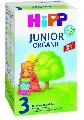 Lapte de crestere Junior Organic 3 500g HiPP,