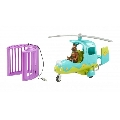 Mystery Mini-vehicule Elicopter & Scooby Scooby-Doo,
