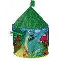 Cort de joaca pentru copii Dino Castel Knorrtoys,