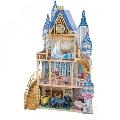 Casuta pentru papusi Cinderella Royal Dream KidKraft,