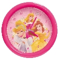 Ceas de perete Disney Princess Fun House,