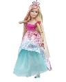 BRB Large Scale Hair Princess Blonde Mattel,