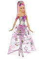 Barbie in Gown Doll Mattel,
