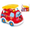 Jucarie interactiva Camionul Fire Rescue Baby Mix,