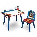 Set masuta pentru creatie si 1 scaunel Paw Patrol Delta Children,