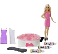 Barbie Spin Art & Doll Mattel,