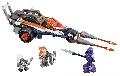 Motocicleta dubla a lui Lance 70348 LEGO,