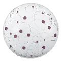 Plafoniera Jolly Lilac E27 1x MAX 60W
