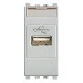 Priza modulara Date USB gri Vimar Eikon